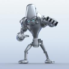 Robot 13 3D Model