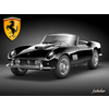 Ferrari 250 California 3D Model