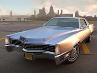 Cadillac Eldorado 3D Model