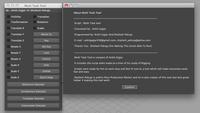 Multi Task Tool for Maya 0.1.1 (maya script)