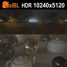 HDRI 119 Tunnel sIBL