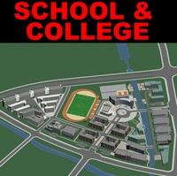 building 344 3D Model