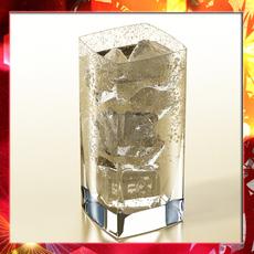 Photorealistic Glass 4 3D Model