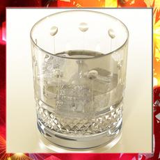 High detailed Cut Glass 8 3D Model