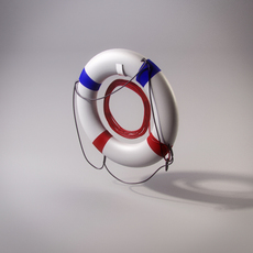 Lifeguard 3D Model