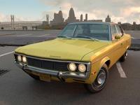 AMC Matador 1972 3D Model