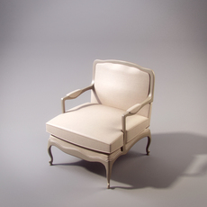 Custom Chair 04 3D Model