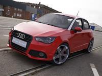 Audi A1 Sportback 3D Model