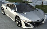 Honda Acura NSX 2012 3D Model