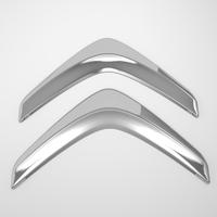 Citroen Logo 3D Model