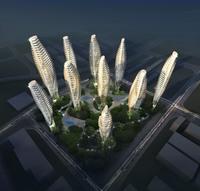 building 423 3D Model