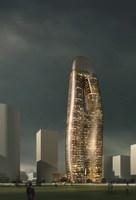 building 424 3D Model
