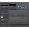 Arc Tracker 1.1.0 for Maya (maya script)