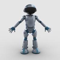 Robot 16 3D Model