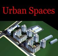 Urban Design 086 3D Model