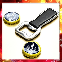 Bottle Opener and Caps. 3D Model