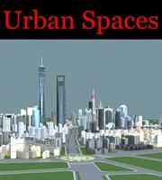Urban Design 093 3D Model