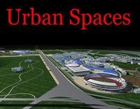 Urban Design 094 3D Model