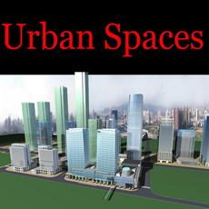 Urban Design 099 3D Model