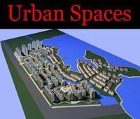Urban Design 101 3D Model