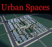 Urban Design 103 3D Model