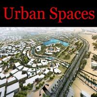 Urban Design 104 3D Model