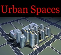 Urban Design 106 3D Model