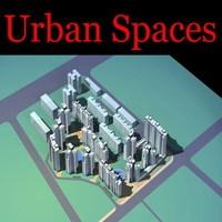 Urban Design 107 3D Model