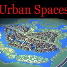 Urban Design 108 3D Model