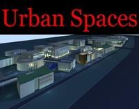 Urban Design 110 3D Model
