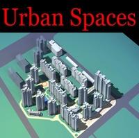 Urban Design 113 3D Model
