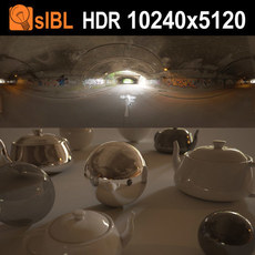 HDRI 120 Tunnel sIBL
