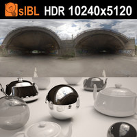 HDRI 126 Tunnel sIBL