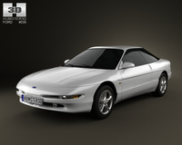 Ford Probe GT 1995 3D Model