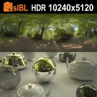 HDRI 041 Path sIBL