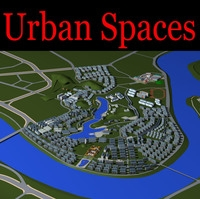 Urban Design 114 3D Model