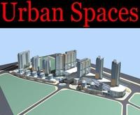 Urban Design 115 3D Model