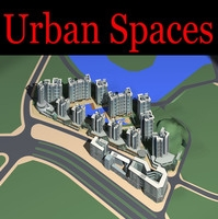 Urban Design 116 3D Model