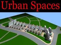 Urban Design 118 3D Model
