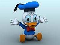 Donald  3D Model