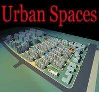 Urban Design 121 3D Model
