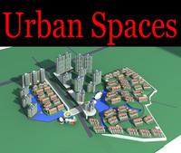 Urban Design 122 3D Model