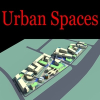 Urban Design 123 3D Model