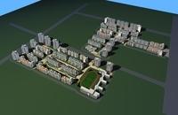 Urban Design 124 3D Model