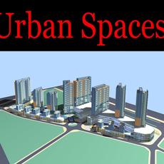 Urban Design 125 3D Model
