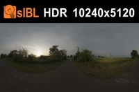 HDRI 062 Road Dawn sIBL