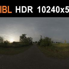 HDRI 062 Road Dawn sIBL