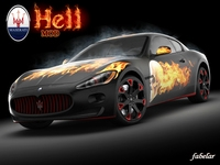 Maserati GT Hell std mat 3D Model