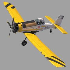 M-18 Dromader 3D Model