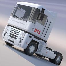Renault Magnum 3D Model